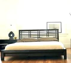 Low To Ground Bed Frames Low To The Ground Bed Frame Low Bed Frame ...