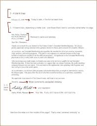 formal application format business letter format example spacing best writing template
