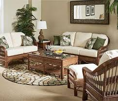 wicker furniture. Brilliant Wicker Indoor Natural Wicker U0026 Rattan Full Size Seating With Furniture A