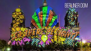 Berlin Festival Of Lights Tour Festival Of Lights 2019 Trailer