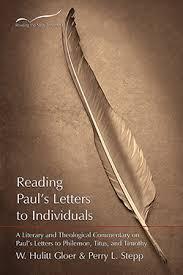 rnt pauls letters