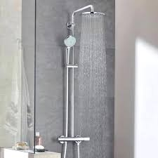 grohe shower arm shower system reviews euphoria simple euphoria cube shower arm stick grohe shower arm diverter grohe rainshower ceiling shower arm