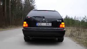 BMW 325 TDS Sound/strart/engine/power/diesel/touring/e36 - YouTube