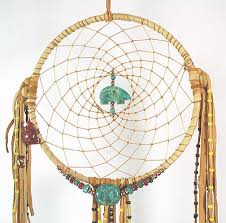 Genuine Dream Catcher Beaded Native American Dream Catchers In the center of Spider 2
