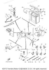 Yamaha atv 2007 oem parts diagram for electrical 1 partzilla