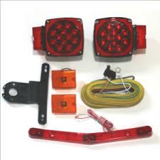 similiar led trailer light wiring kit keywords lights wiring connectors waterproof over 80 led trailer light kit