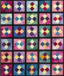 Blooming Blossoms Quilt As You Go Pattern, Fun & Done Quilting by ... & Blooming Blossoms Quilt As You Go Pattern, Fun & Done Quilting by Prairie  Sky Quilting | Square Quilt Patterns | Pinterest | Sky, Quilt as you go and  ... Adamdwight.com