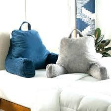 backrest pillow for bed kids bed rest pillows medium size of pillows rest pillow bed rest