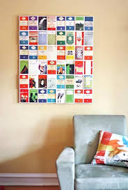 easy diy wall art canvas wall art ideas for teen rooms postcard wall art and