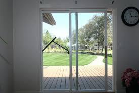 Sliding Door Security Bar Aluminum Security Bar For Sliding Glass