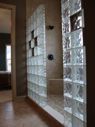 about frosted glass block