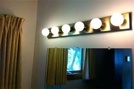 Best lighting for vanity Modern Bathroom Calmbizcom Bathroom Globe Lights Various Bathroom Vanity Lights Bathroom
