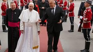 Image result for папа франциск в българия