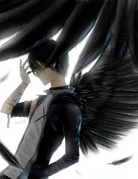 anime characters with wings boy.  Boy Google Image Result For  Httpfc09deviantartnetfs71i2011025cethese_dark_wings_by_demon_wolfied381r32jpg In Anime Characters With Wings Boy A