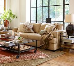 Pottery Barn Living Rooms Unique Decorating