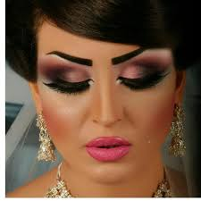 arabic bridal makeup arab eye makeup