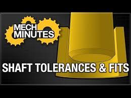 Shafts Pt 3 Shaft Tolerances Fits Mech Minutes Misumi Usa