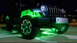 How To Install Rgb Rock Lights Wireless Bluetooth Jeep Jk
