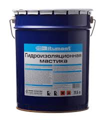 <b>Мастика гидроизоляционная Bitumast</b> 18 кг/<b>21</b>,<b>5 л</b> — купить в ...