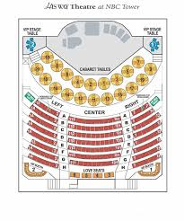 Tower Theater Seating Chart His Way Theatre Seating Chart Theatre In Chicago