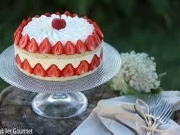 """Résultat de recherche d'images pour """"Génoise fraises chantilly"""""""