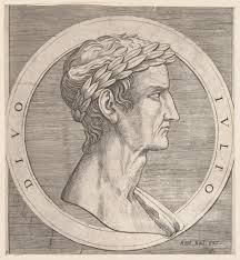 Twelve Caesars File Speculum Romanae Magnificentiae Julius Caesar From The Twelve