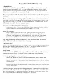 what is a critical essay example higher english critical essay  cover letter best photos of sample critical essay analysis format examplecriticism essay example critical essay
