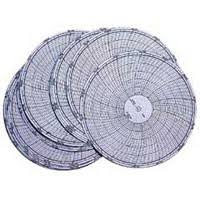 Supco 6h150psi Pressure Recording Chart Paper
