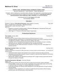 Sample College Freshman Resume Example College Resume Sample College