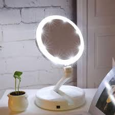 Portable Makeup Mirror With Lights Portable Makeup Mirror
