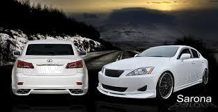 lexus is 250 2007 custom. Plain Lexus Custom Lexus IS 250 Sedan Body Kit 2006  2010 149000 Manufacturer And Is 2007
