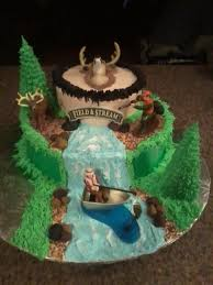 Superb Fishing Bride Together With Groom Cake Per Tasteful Cakes By