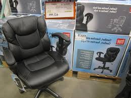 image of articles with true innovations executive office chair review tag within leather computer chair