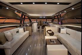 Captivating Wide Beam Boat Interior Design Pictures Inspiration ...