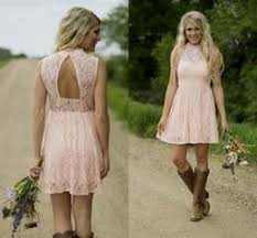 RUSTIC BRIDESMAID DRESSES  Yuman DakrenCountry Western Style Bridesmaid Dresses