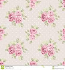 Leuke Uitstekende Naadloze Sjofele Elegante Bloemenpatronen Voor Uw
