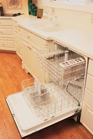 General Electric Dishwasher Troubleshooting How To Fix Sitting Water In Dishwashers Home Guides Sf Gate