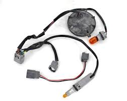 oem mitsubishi outlander xenon headlight wiring harness 10 13 mitsubishi outlander xenon headlight wiring harness bulbs back cover