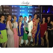 Sooley Designs Prices 10 Sooley Dresses At The Iceberg Fusion Vodka Premiere