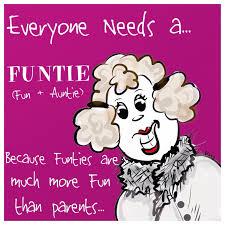 Aunt Funny Quotes