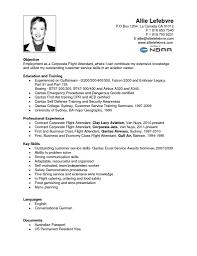 Flight Attendant Sample Resume Entry Level Medical Assistant Is Cv