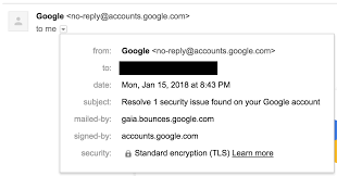 Email Me Googles Confusing Gmail Security Alert Looks Exactly Like A