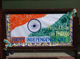 Independence Day Board Independence Day Decoration