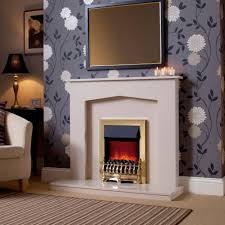 Photo 8 of 8 Tampa Manila Micro Marble Fire Surround | Departments | DIY At  B&Q. (ordinary Bq