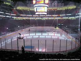 Nhl At Prudential Center Section 3 View Stuff I Like New