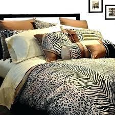 vast brown zebra comforter set m5614284 zebra detail brown zebra comforter