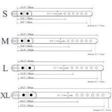 Collar Size Chart