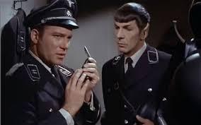 Star Trek Patterns Of Force Amazing Nazi' Star Trek Episode Patterns Of Force Airs For First Time In