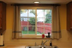 Kitchen Curtains Modern Modern Curtains For Your Kitchen Windows White Cafe Curtain And 24