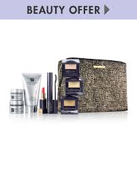 estee lauder yours with any 75 or more estée lauder purchase 295 value